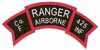 ARNG, Michigan/F Company (Ranger), 425th Infantry
