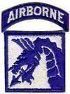 US Army Forces Command (FORSCOM)/XVIII Airborne Corps